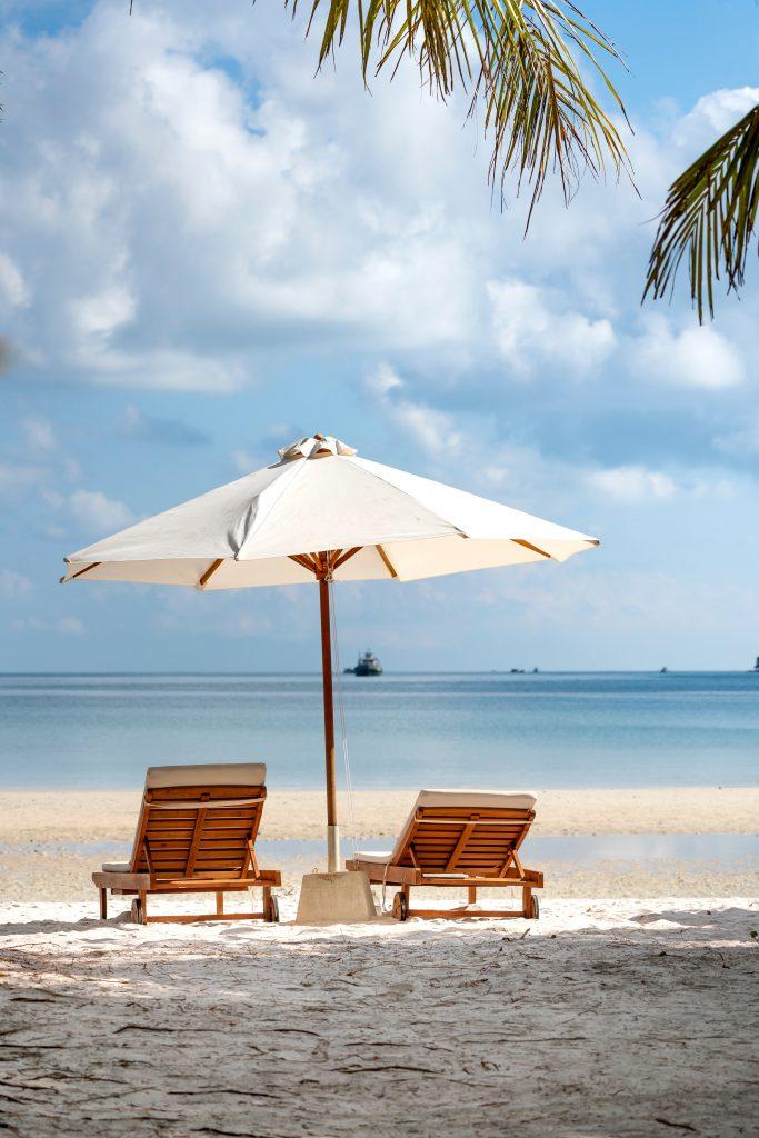 Timeshare Beach Umbrella