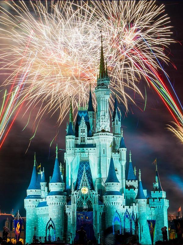 Disney Fireworks2