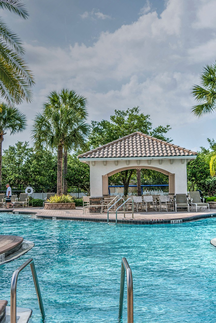 Timeshare pool