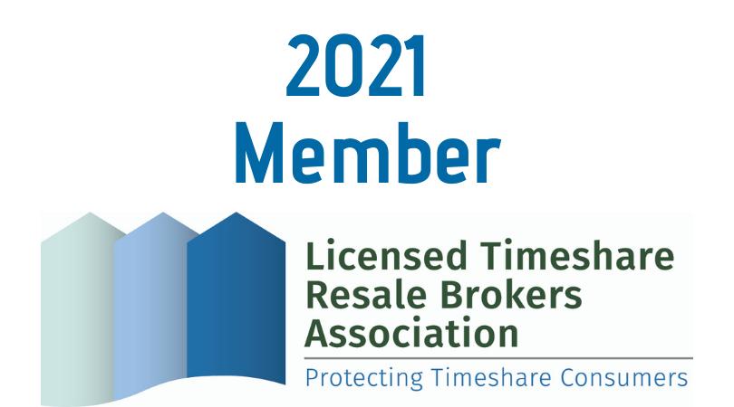 Licensed Timeshare Resale Brokers Association