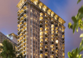 2003 Kalia Rd, 96815, Hawaii, ,Hilton,For Sale,2003 Kalia Rd,1009